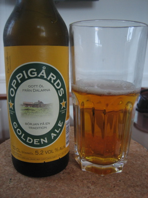 Oppigårds Golden Ale