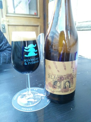 Mikkeller Black Ink And Blood Barrel Aged (Bourbon Edition)
