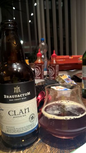 Braufactum Clan Scotch Ale