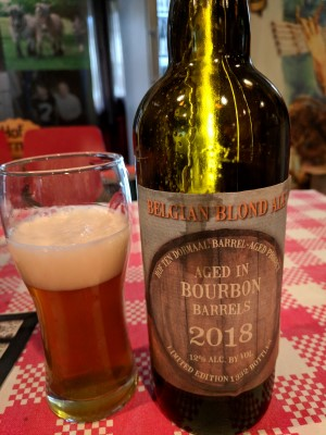 Hof Ten Dormaal Blond Ale Bourbon 2018