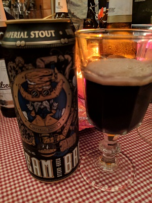 Steam Brew Imperial Stout